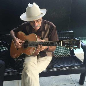 Roy Book Binder will be performing at Hideaway Café