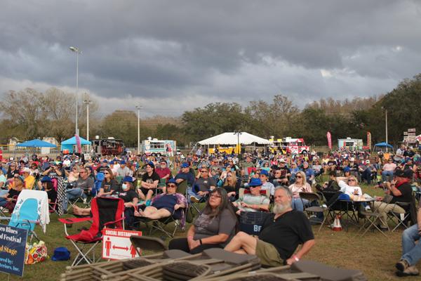 Pasco Blues Fest Review