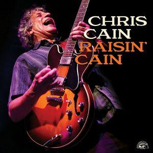 """""""Raisin Cain"""" by  Chris Cain"""