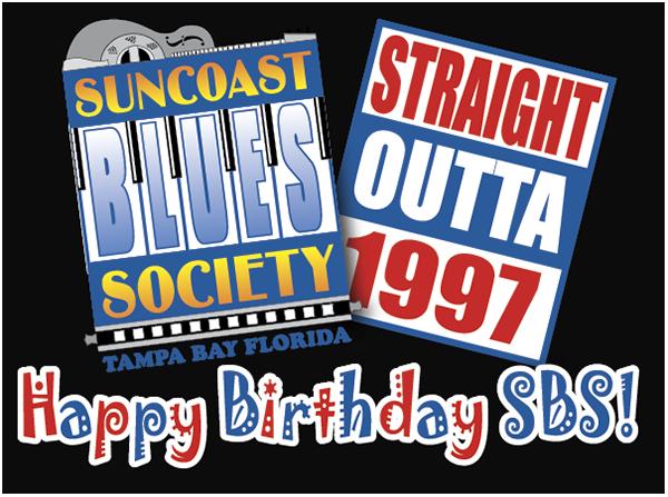 Suncoast Blues Society's 24th Anniversary