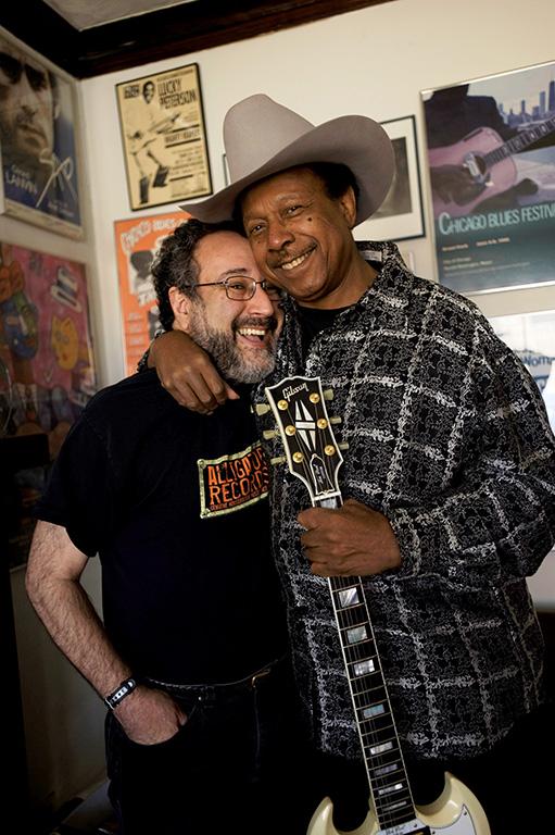 50 Years of Genuine Houserockin' Music Alligator Records – Disk 2